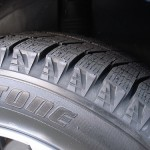 Studless tyre